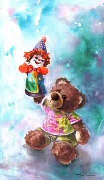 A Birthday Clown For Miki De Goodaboom von Miki de Goodaboom