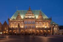Bremen : Das Bremer Rathaus von Torsten Krüger