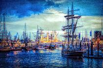 Sailing Ships by phobeke