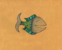 Happy Fish by Mariana Beldi