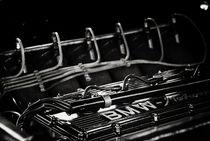 BMW RAW POWER Motor Engine Motorblock von rumtreiberpictures