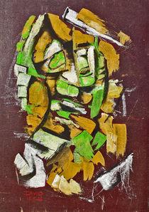 Mann mit Pfeife by David Joisten