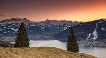 Kitzsteinhorn-sunset