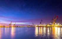 Hamburger Hafen XIII by photoart-hartmann