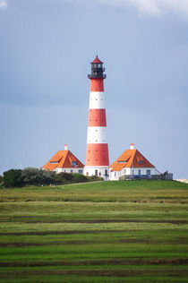 Leuchtturm Westerhever by AD DESIGN Photo + PhotoArt
