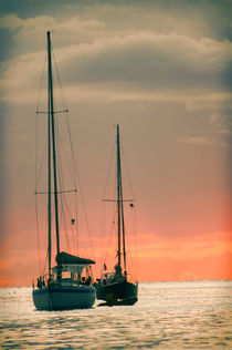 Sunset Yachts von cinema4design