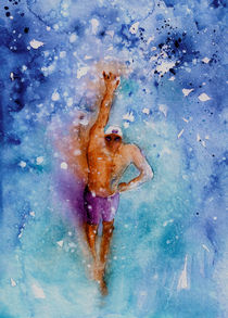 The Art Of Freestyle Swimming von Miki de Goodaboom