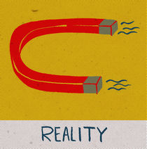 The Magnet of Reality von Dedo Mau