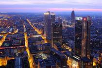 Stadtlichter Frankfurt am Main by Patrick Lohmüller