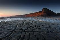 Nash Point Heritage Coastline by Leighton Collins