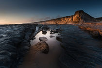 Nash Point Rock Pool by Leighton Collins