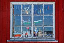 Dänisches Fenster von Thomas Plag