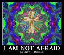 not afraid to show I believe von artdesignz