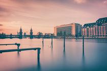 Oberbaumbrücke Berlin von Philipp Dase