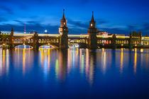 Oberbaumbrücke XV von Philipp Dase