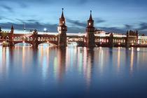 Oberbaumbrücke XIV von Philipp Dase