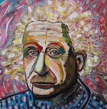 Einstein by Erich Handlos