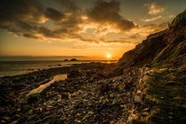 Cape Cornwall Dusk  by Rob Hawkins