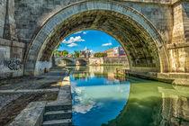 Under the Bridge by Gabriel Codrut Nitescu