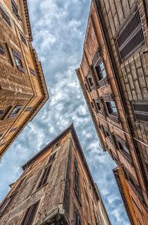 Buildings - Diferent view by Gabriel Codrut Nitescu