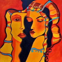 Adam und Eva von Jeanett Rotter