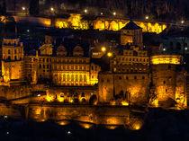 Heidelberg castle von consen