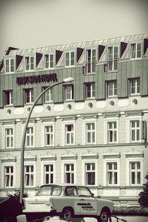 Going East Side von Bastian  Kienitz