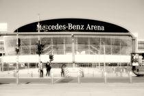 Mercedes-Benz Arena  by Bastian  Kienitz