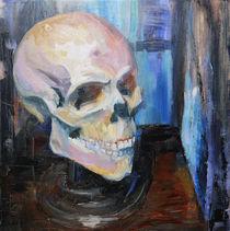 Ceci n'est pas un crâne by Cornelia Es Said