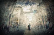 Mr. Jones spaziert durch London  von Dörte Kleyling