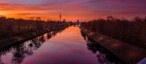 Mannheim Sunset von consen