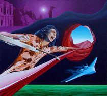 Steve Vai-Gravity Storm.90-100 cm. von Vasiliy Zherebilo