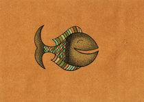 Another happy fish von Mariana Beldi