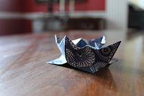 Origami Lotus von Kathryn Brode