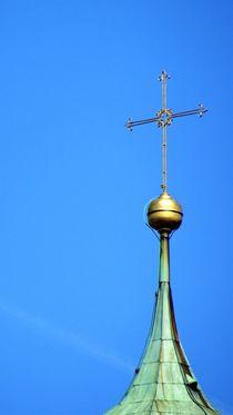 Blauer-himmerl-ueber-altoetting-i