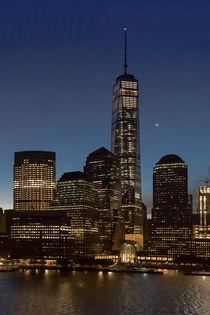 World Trade Center, New York von Christiane Calmbacher