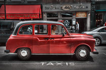 London-rotestaxi