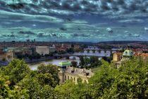 Prague-vltava