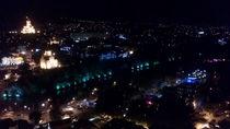 Tbilisi at night von Nodari Chkhaidze