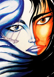 Loneliness  by bluedarkart-lem