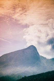 Mountains in the background XV von Salvatore Russolillo