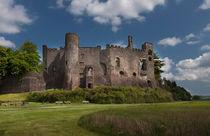 Laugharne Castle von Leighton Collins
