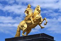 Goldener Reiter Dresden von dresdner
