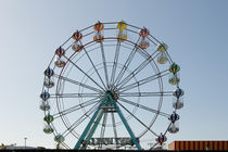 Fairground Ride, Skegness von Rod Johnson