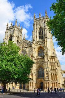 York Minster by gscheffbuch