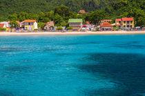 Sandy Beach on Sea Coast von cinema4design