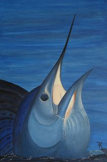 Marlin by Karin Fricke