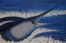 Sailfish by Karin Fricke