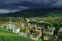 Freiburg Blick Richtung Osten by Patrick Lohmüller
