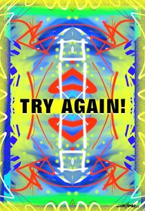 Try Again! von Vincent J. Newman